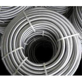 Flexible inox 316L couronnes de tuyau 25 et 50 m DN 12 16 20 25 32 40