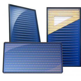 Panneau solaire thermique SunHp 2.1 et 2.5 Drain Back ou circulation forcée