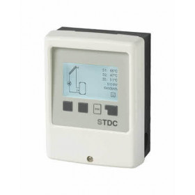 Régulateur solaire thermique et chauffage Sorel STDC