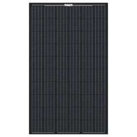 Module photovoltaïque solaire Qcells Full Black 300 Wc monocristallin orientation portrait