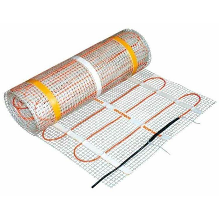 Plancher chauffant électrique 160 W/m² sous carrelage 70 à 2600 W