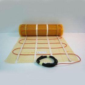 Plancher chauffant rayonnant électrique 10w/ml 140 à 1970 W pas de 12