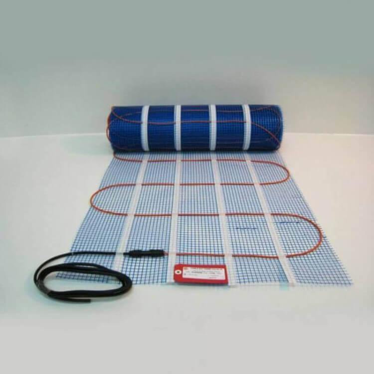Plancher chauffant rayonnant électrique 17w/ml 190 à 2640 W pas de 18