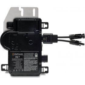 Micro-onduleur PV Enphase IQ7 photovoltaique