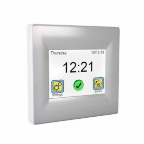 Thermostat à écran tactile encastrable TFT 610