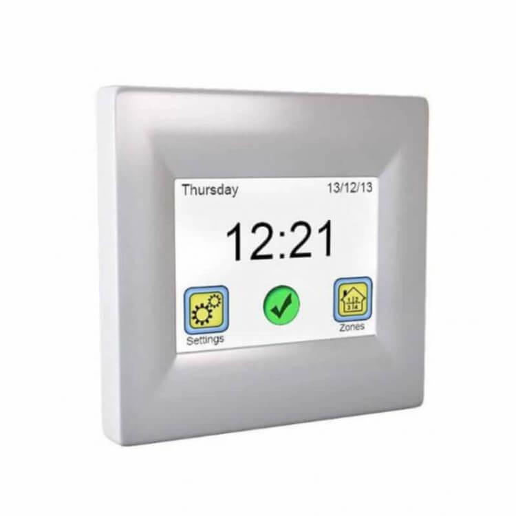 Thermostat à écran tactile encastrable TFT 610
