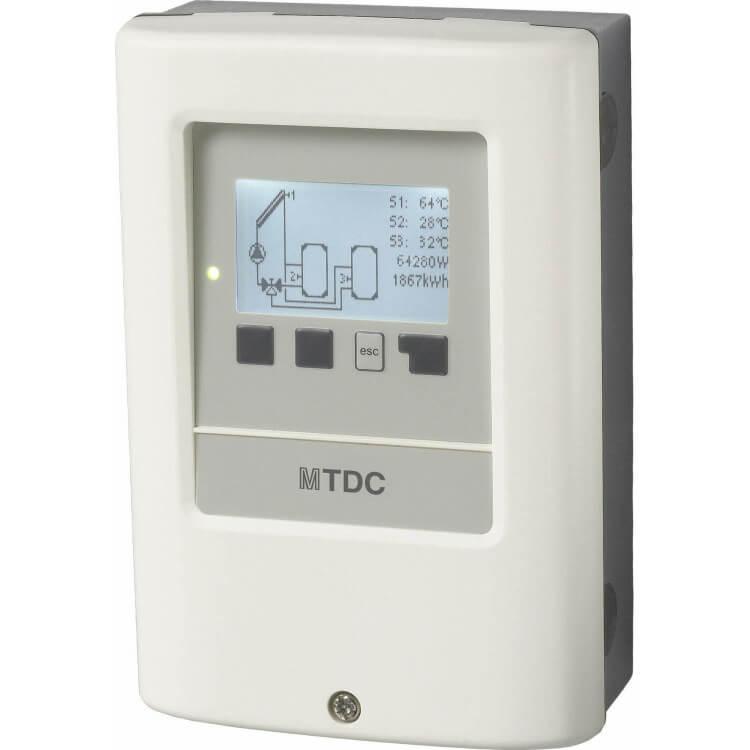 Régulateur solaire différentiel Sorel MTDC