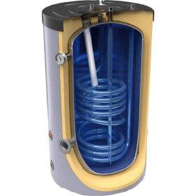 Ballon eau chaude 300 litres 1 serpentin pour solaire ou mixte chaudière