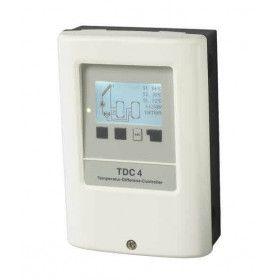 Régulateur solaire thermique pour SSC Sorel LTDC