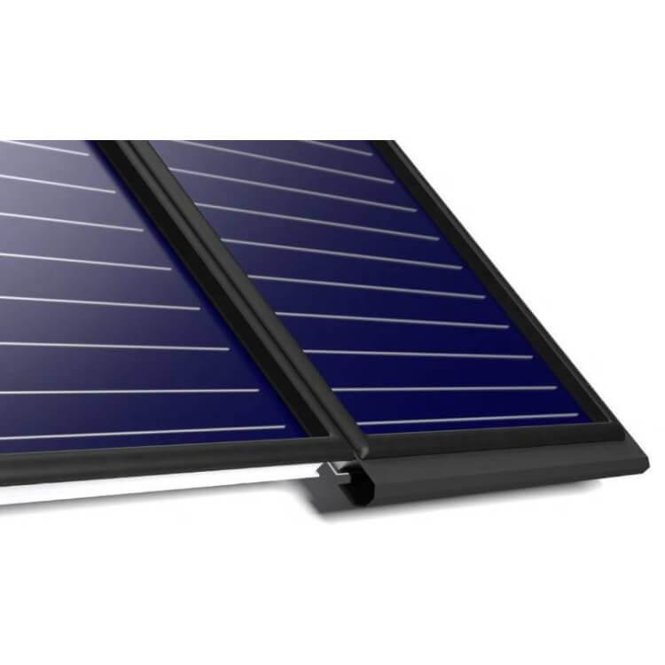 Profilé de finition SnapCover pour panneaux solaires SunHp