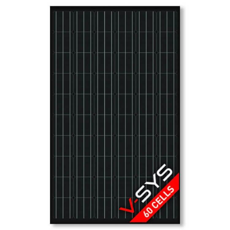 Palette de 30 panneaux solaires photovoltaïques Systovi V-SYS
