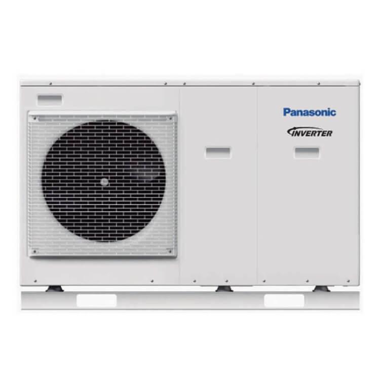 Pompe à chaleur Panasonic Aquarea 5 7 et 9 kw