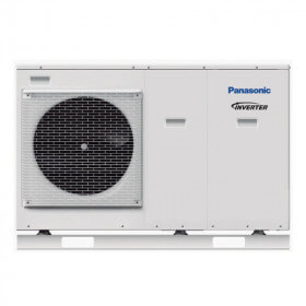 Pompe à chaleur réversible monobloc 7 kW Panasonic Aquarea Haute Performance