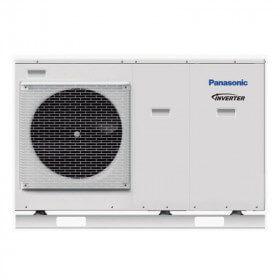 Pompe à chaleur réversible monobloc 9 kW Panasonic Aquarea Haute Performance