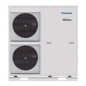 Pompe à chaleur réversible monobloc 12 kW Panasonic Aquarea Haute Performance