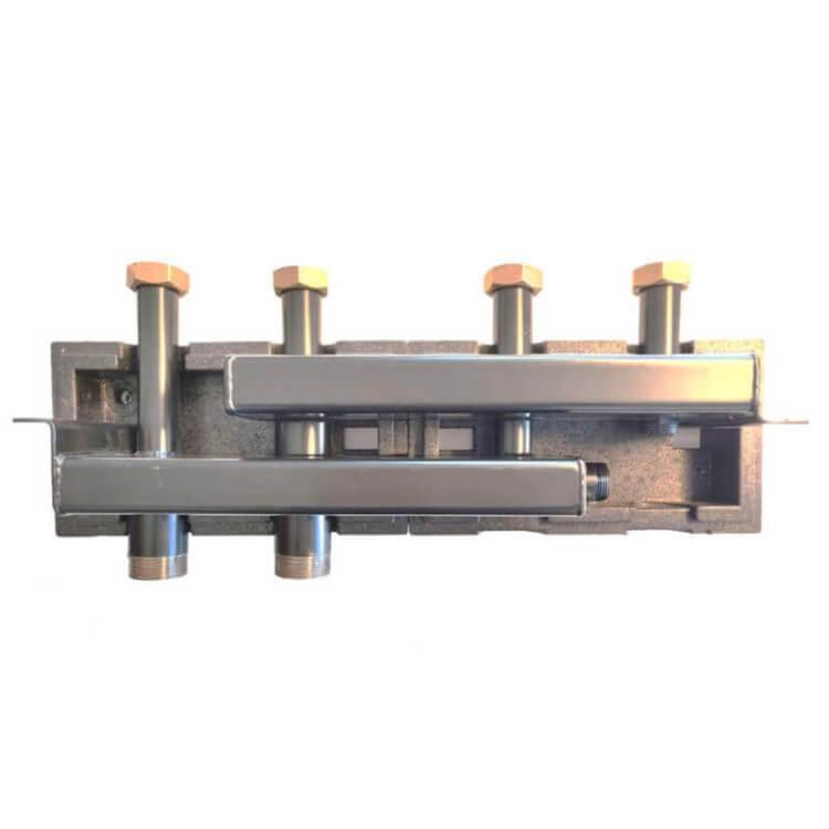 Collecteur pour module hydraulique 2 à 5 départs DN20