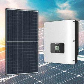 Kit tertiaire 20 kWc 68 modules trina solar onduleur centralisé Huawei 20KTL