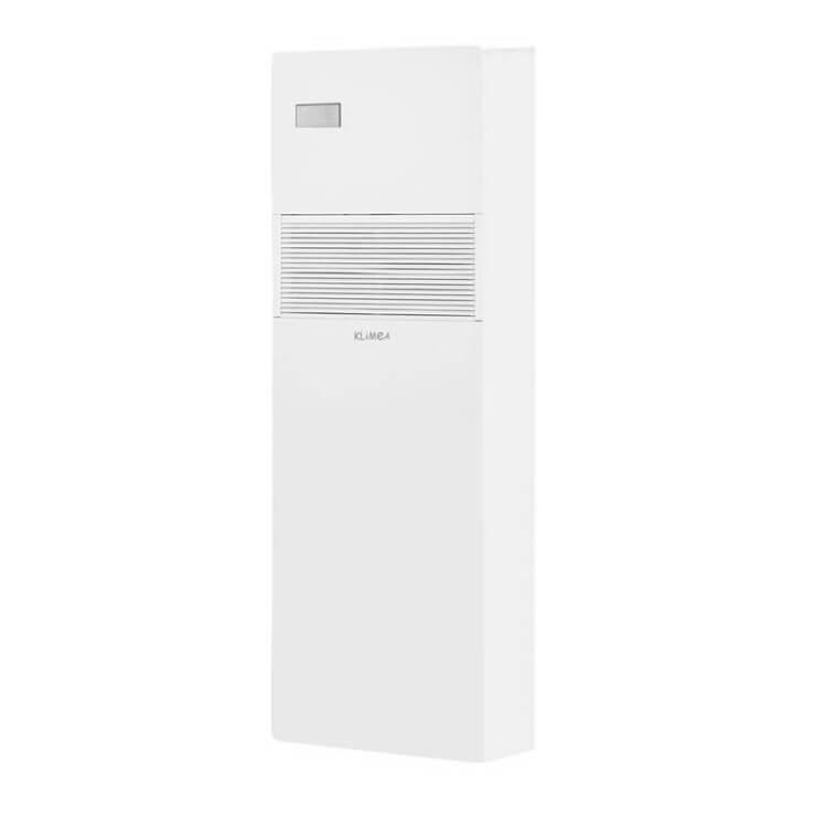 Klimea vertical 10HP 12HP climatiseur mural sans unité extérieure