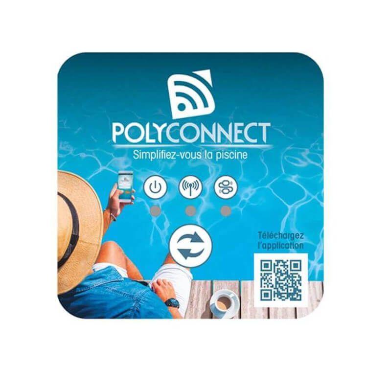 Module de commande WiFi pour PAC Piscine Inverter