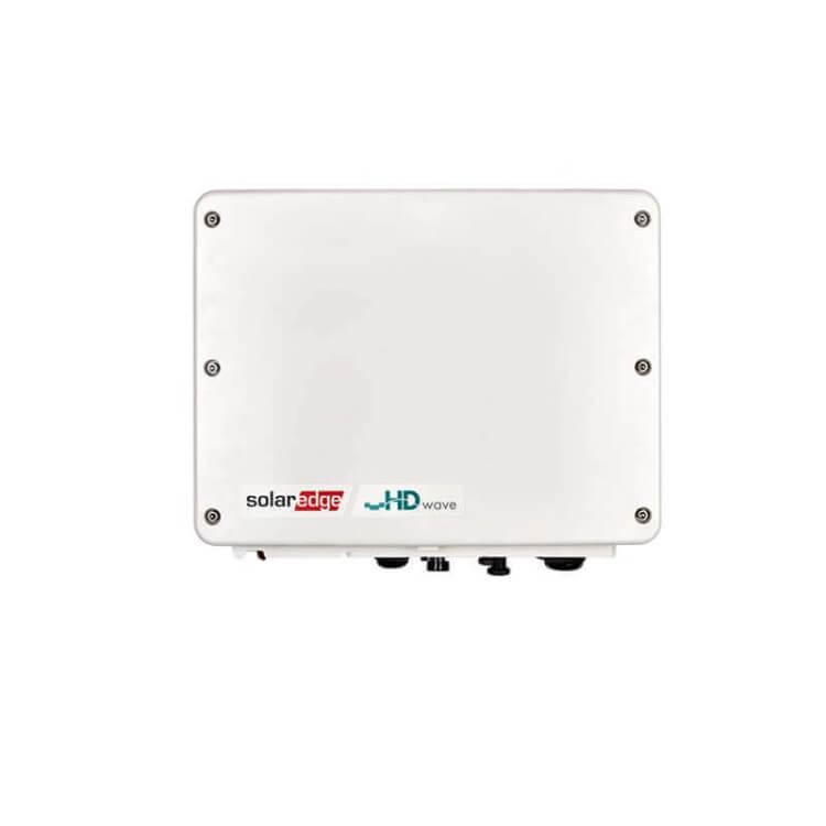 Onduleur centralisé SolarEdge 3 et 6 kWc Monophasé