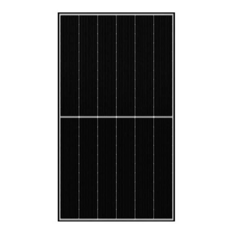 Panneau photovoltaïque solaire Qcells cadre noir 375 Wc monocristallin