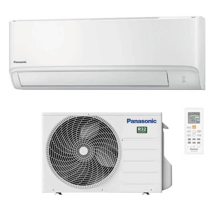 Climatisation murale Panasonic CZ ultra-compacte Inverter R32