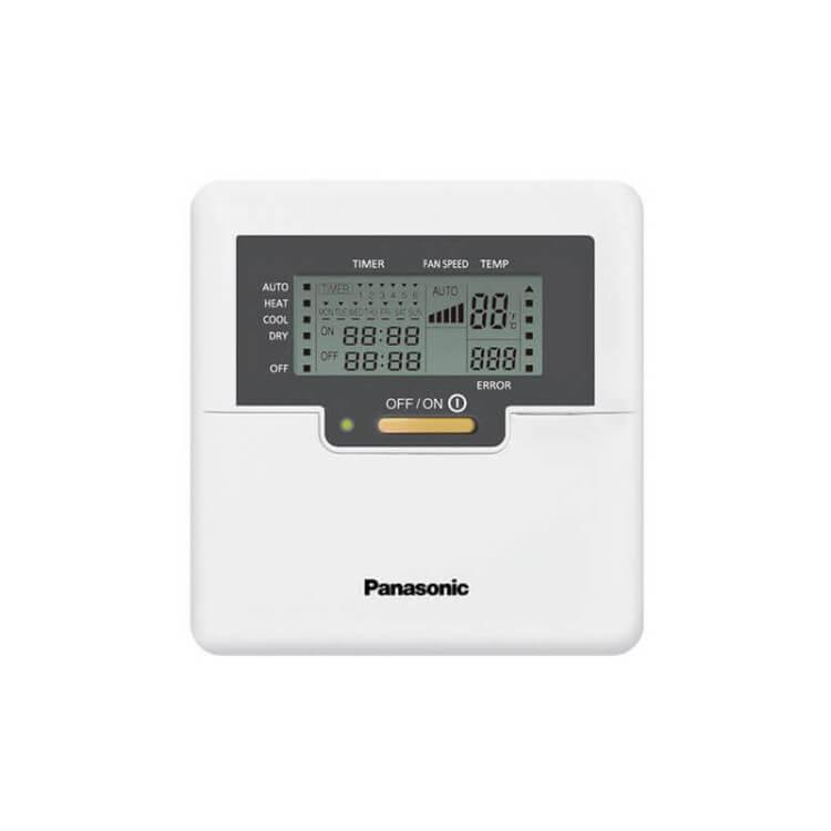 Télécommande filaire Panasonic pour PAC air/air