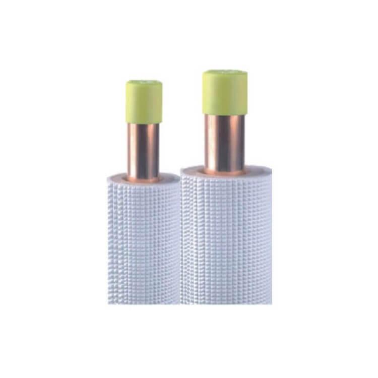 Cuivre double isolé M1 pour PAC air/air 1/4-3/8 à 3/8-5/8