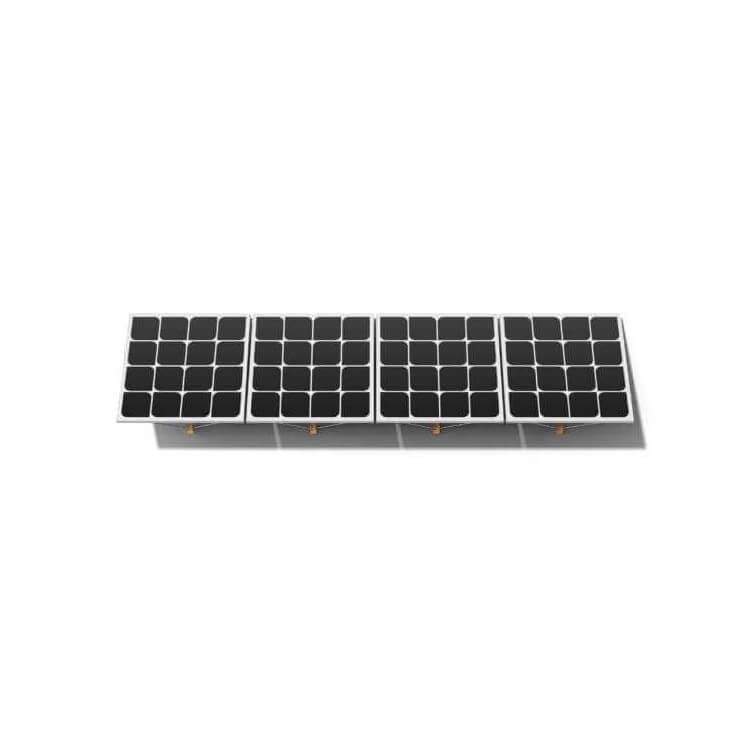 Kit BEEM Energy 300 Wc - 4 panneaux solaires facile à installer
