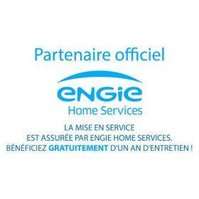 Mise en service PAC Air/Eau avec Engie Home Services