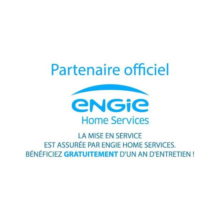 Mise en service Ballon Thermodynamique avec Engie Home Services