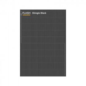 Panneau solaire DualSun Flash 375 Wc Shingle Black