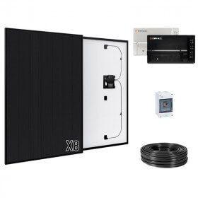 Kit solaire Sunpower 375 Wc Performance 3 AC de 3 à 9 kW