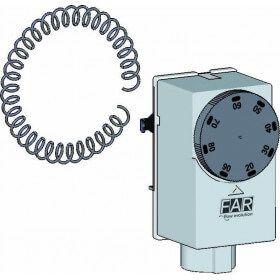 Thermostat réglable à contact