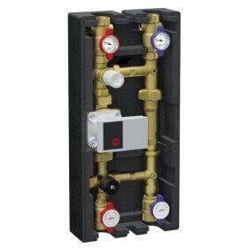 Module différentiel plancher chauffant température fixe 18-55°C