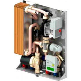 Module ECS instantanée LOVATO T-FAST MINI 28 l/mn