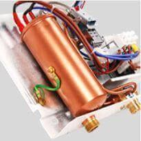 Résistance cuivre du chauffe eau instantané EPO Amicus