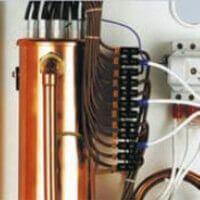 Résistance cuivre du chauffe eau instantané Kospel EPP36 Maximus