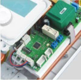 commande électronique du chauffe eau électrique instantané KDE Bonus Electronic