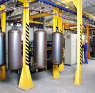 Technologie de production du préparateur ECS 1 echangeur horizontal