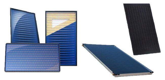 Catégorie panneau solaire plan