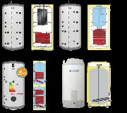 Préparateurs d'eau chaude sanitaire hygiénique
