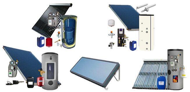 Meilleur kit chauffe eau solaire