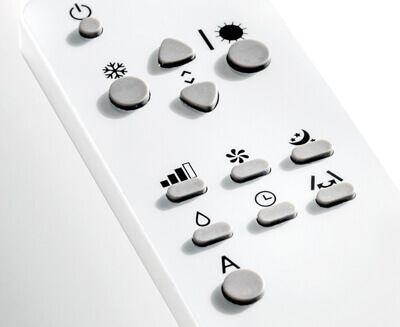 Télécommande pour climatiseur réversible Klimea