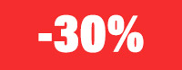Promotion -30%
